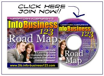 インターネットビジネス初心者の為の123ロードマップ