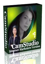 『CamStudio』・使い物にならない「フリーソフト」版ではありません・「数万円」もする「高機能版」版並でこの「価格」・マスターリセールライトも付帯!!