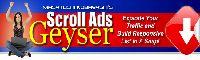 スクロール広告作成サービス提供システムの構築ツール「Scroll Ads Geyser」