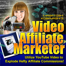 Video Affiliate Marketer ビデオアフィリエイトマーケッター