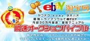 月収30万円最速・最短マニュアル「瞬速オークションバイブル」