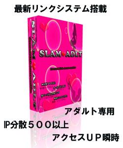 IP分散500以上リンクシステム【SLAM ADULT】スラムオールドドメイン、ページランクリンク スタンダード