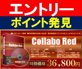コラボ・レッド Collabo Red