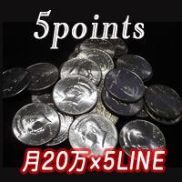 5pointsプログラム