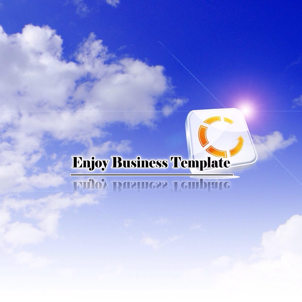 Enjoy Business Template