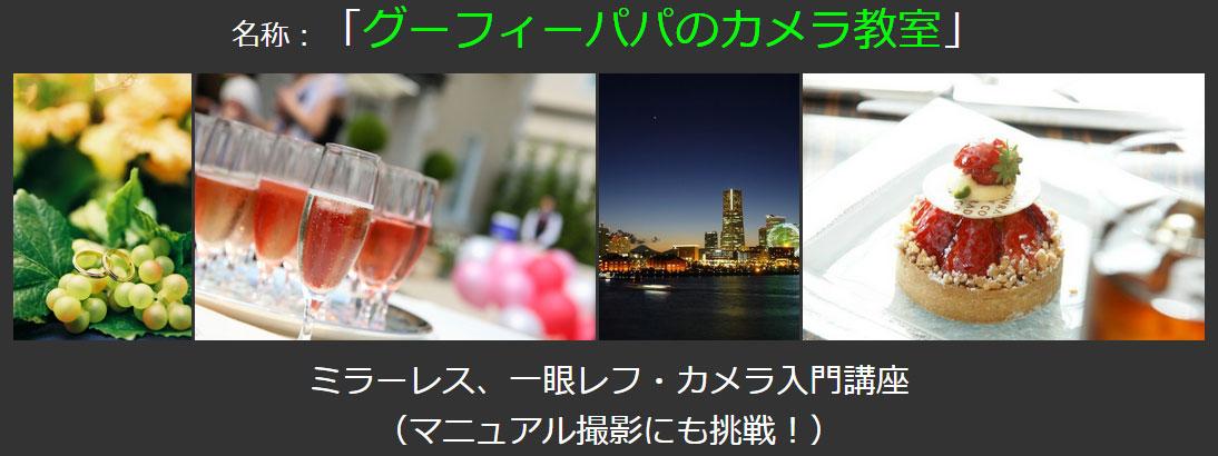 一眼レフ・カメラ教室(入門)【大阪】  マニュアルで、思い通りに露出コントロールする方法をお伝えします。   まるで、絵を描くように、   シャッターを押す前から、どんな写真が撮れるか分かるプロが使っている技をお伝えします。   カメラ任せではない、マニュアル撮影だからできる自分らしい写真を撮ろう!