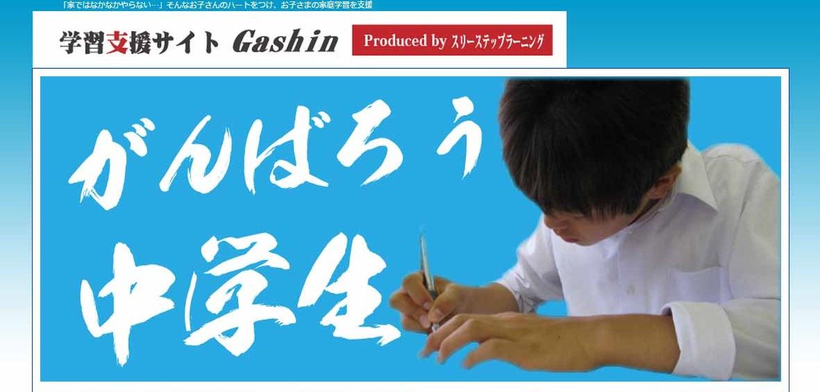学習支援サイト Gashin