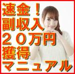 副収入20万円獲得マニュアル
