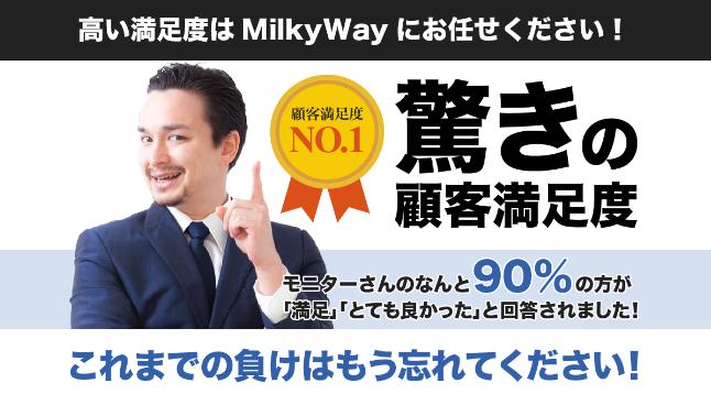 次世代型シンプルFX【MilkyWay】