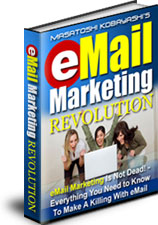 """eMail Marketing REVOLUTION""オー...."