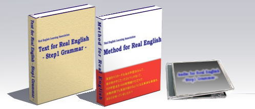 正しい英語学習法と正しい学習教材|Module for Real English - Beginner Pack -