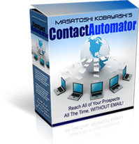 Contact Automatorで簡単にデスク....