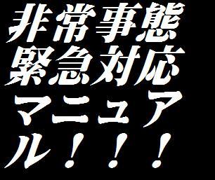 ◆再販権付◆非常事態!緊急対応マニ....