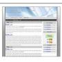 【再販権付】【先着3名様まで格安価格】Web標準ホームページテンプレート+MT3.3テンプレート