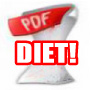 PDFファイルの簡単ダイエット法! 〜全てのインフォプレナー必見!〜 PDFファイルサイズをダイエットしたい方は是非見て下さい。