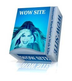 「WOW SITE」と「Professional Graphics Creation Tool Box」のセット_◆成約率向上委員会◆