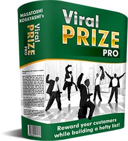 ViralprizePro  懸賞サイトを運営できる