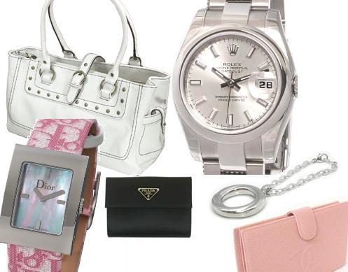 人気ブランド品を激安で手に入れる方法!時計からバック、アクセサリーまで安く手に入る!!