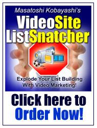 ビデオサイトリスト