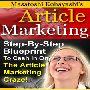儲かるアーティクルマーケティングの秘密!「Article Marketing」