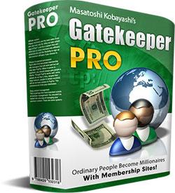 メンバー限定サイトやネット塾を構築する!「ゲートキーパープロ」