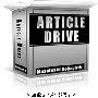 サーチエンジンフレンドリーなアーティクルサイトから、あなたの記事を自動繁殖させ膨大なトラフィックとメルマガ読者を倍増させる強力な集客システム!「Article Drive」