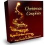 季節に限定されない膨大な各種テンプレート集『Christmas Graphics・オールシーズン対応版』・殆どの構成商品には再販権が付帯!!