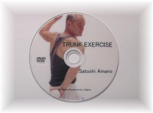体幹トレーニング【DVD】天野敏監修の画像