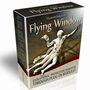 画面のサイドから発砲するポップアップウィンドウを簡単に設置できるツール!「Flying Window」
