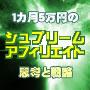 シュプリームアフィリエイト【1ヶ月5万円を稼ぐための思考と戦略】