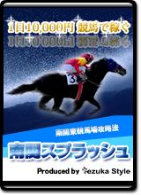 南関スプラッシュ【競馬商材マニュアル】