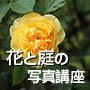 デジタル一眼レフカメラで撮る 花と庭の写真講座