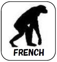 フランス語 サバイバル・フレーズブック Survival FRENCH  語学の道は一日にして成らず・・・ だけど今すぐ必要だという皆様のための、ライフジャケットのような緊急性と利便性を備えた、フランス語会話集