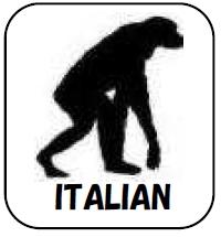 イタリア語 サバイバル・フレーズブック Survival ITARIAN  語学の道は一日にして成らず・・・ だけど今すぐ必要だという皆様のための、ライフジャケットのような緊急性と利便性を備えた、イタリア語会話集