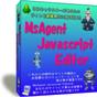 [再販権付]MsAgent Javascript Editor