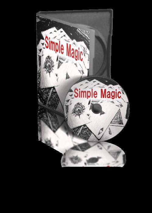 初心者でも簡単に出来る魅せるマジック[The Simple Magic]