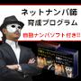 亀頭戦士ガンナメの『ネットナンパ師育成プログラム』の画像