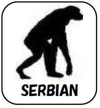 セルビア語 サバイバル・フレーズブック Survival SERBIAN  語学の道は一日にして成らず・・・ だけど今すぐ必要だという皆様のための、ライフジャケットのような緊急性と利便性を備えた、セルビア語会話集
