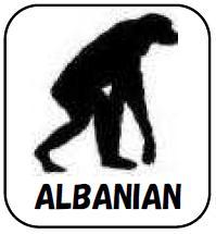 アルバニア語 サバイバル・フレーズブック Survival ALBANIAN  語学の道は一日にして成らず・・・ だけど今すぐ必要だという皆様のための、ライフジャケットのような緊急性と利便性を備えた、アルバニア語会話集