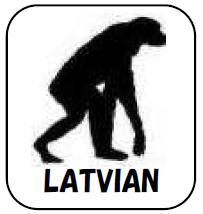 ラトビア語 サバイバル・フレーズブック Survival LATVIAN  語学の道は一日にして成らず・・・ だけど今すぐ必要だという皆様のための、ライフジャケットのような緊急性と利便性を備えた、ラトビア語会話集