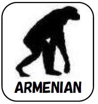 アルメニア語 サバイバル・フレーズブック Survival ARMENIAN  語学の道は一日にして成らず・・・ だけど今すぐ必要だという皆様のための、ライフジャケットのような緊急性と利便性を備えた、アルメニア語会話集