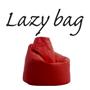 LAZY BAG 386-BB ビーズクッションソファ レッド