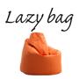 LAZY BAG 386-BB ビーズクッションソファ オレンジ