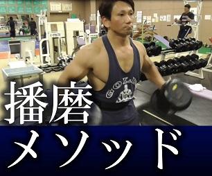 筋トレ初心者からボディービルダーを目指す人まで、理想の体を手に入れるための筋力トレーニングバイブル|播磨メソッド