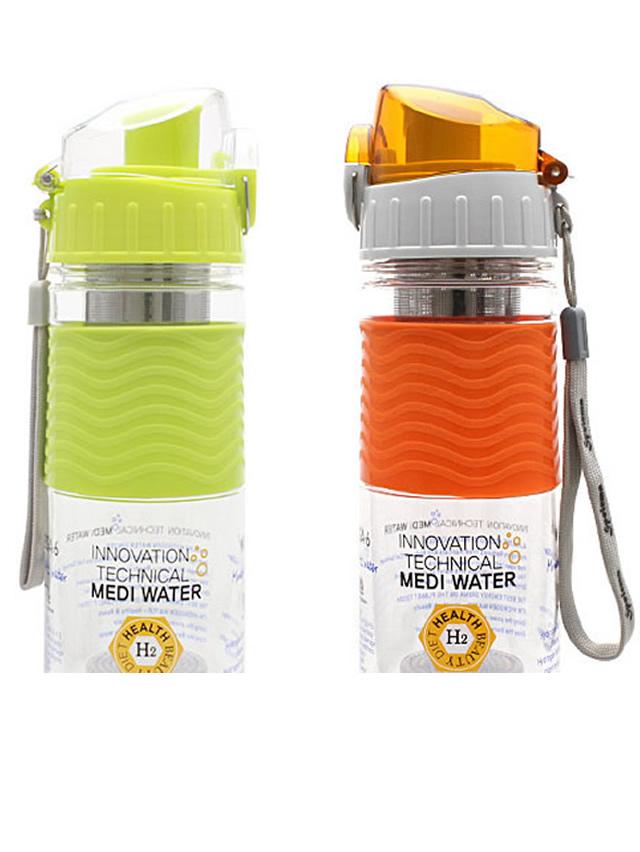 携帯水素水ボトル MEDI WATER/オレンジ