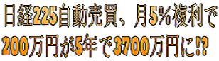 日経225自動売買プログラム「R_H_225]