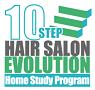 3ヶ月先まで予約で一杯の繁盛店を目指すあなたのための10ステップ・ヘアサロン・エボルーション ホームスタディプログラム