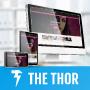 【圧倒的にSEOに強く・上位表示されやすいWordPressテーマ】 THE・THOR(ザ・トール)|テーマ&サポートプラン